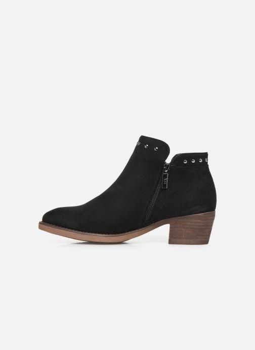 Bottines et boots Xti 49473 Noir vue face