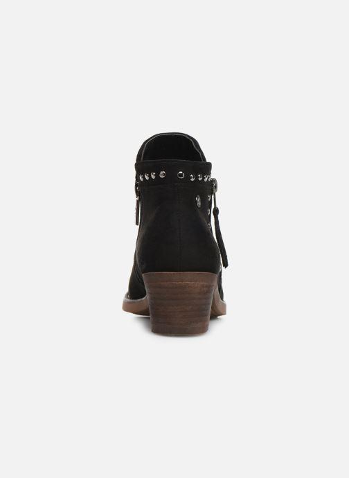 Bottines et boots Xti 49473 Noir vue droite