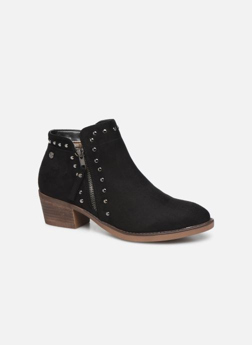 Ankle boots Xti 49473 Black detailed view/ Pair view