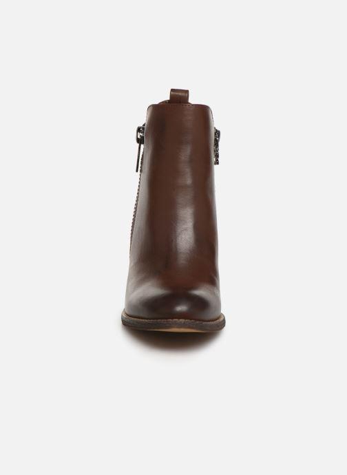 Bottines et boots Xti 49447 Marron vue portées chaussures
