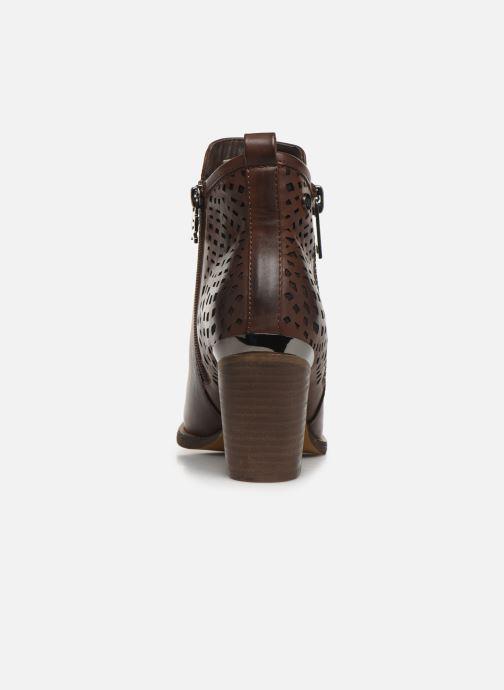 Bottines et boots Xti 49447 Marron vue droite