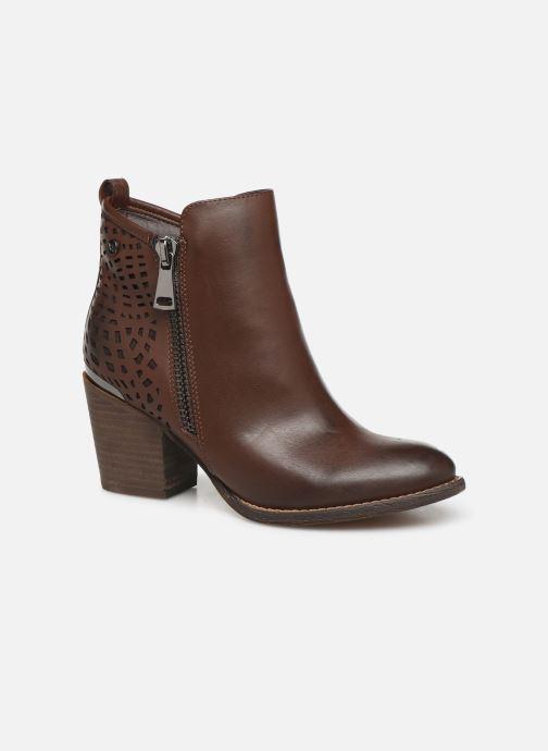 Bottines et boots Xti 49447 Marron vue détail/paire