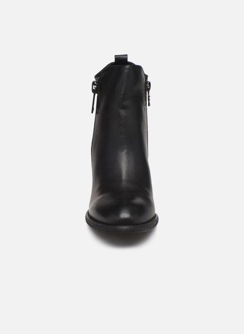 Boots en enkellaarsjes Xti 49447 Zwart model