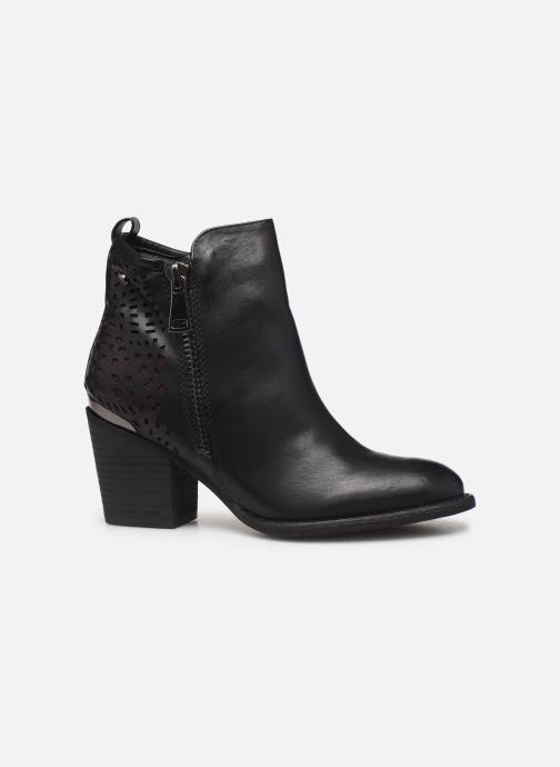 Boots en enkellaarsjes Xti 49447 Zwart achterkant