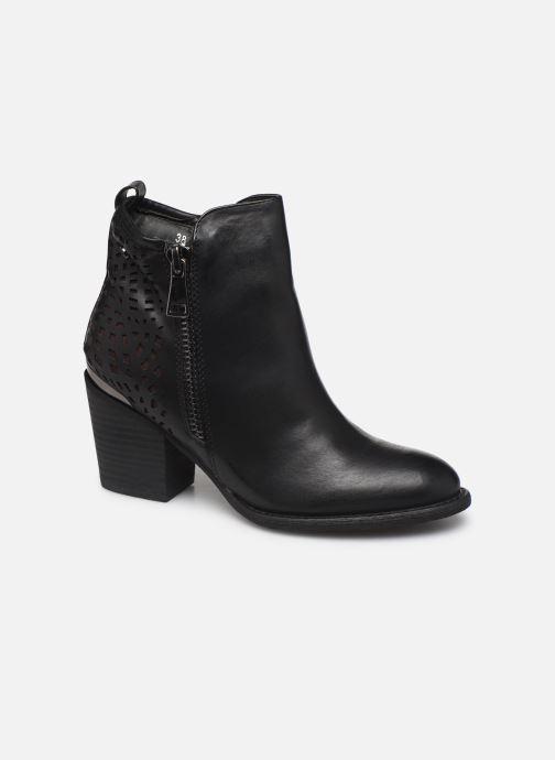Boots en enkellaarsjes Xti 49447 Zwart detail