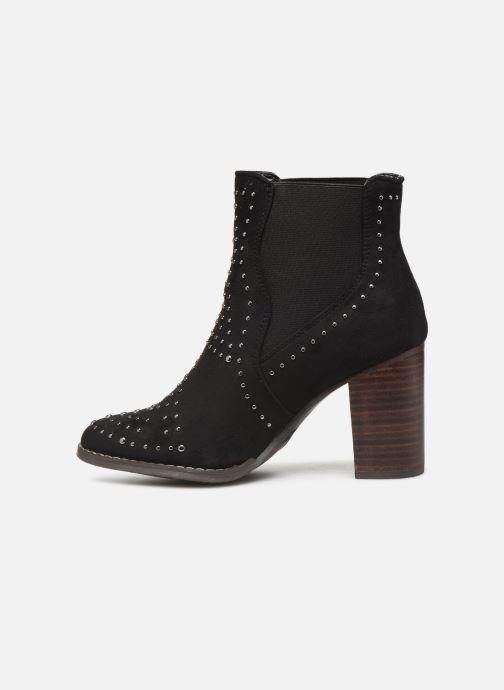Bottines et boots Xti 49482 Noir vue face