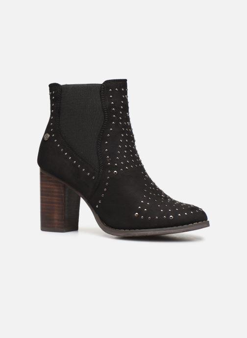 Bottines et boots Xti 49482 Noir vue derrière
