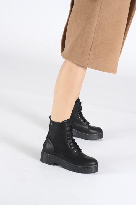Bottines et boots Xti 49365 Noir vue bas / vue portée sac