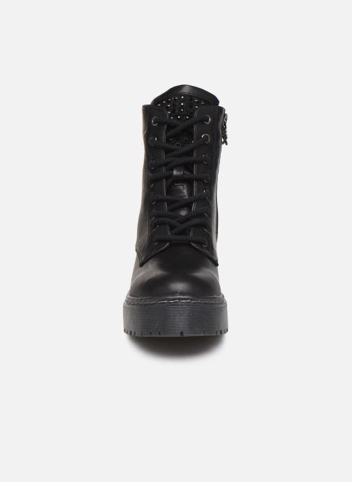 Bottines et boots Xti 49365 Noir vue portées chaussures