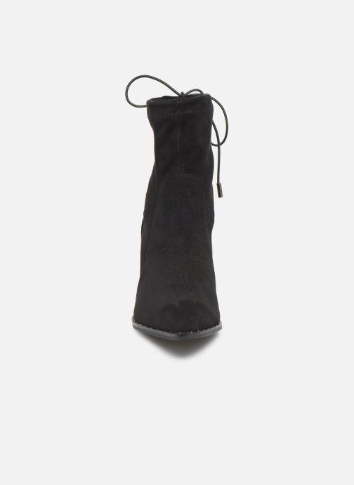 Bottines et boots Xti 35084 Noir vue portées chaussures