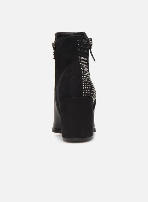 Bottines et boots Xti 35119 Noir vue droite