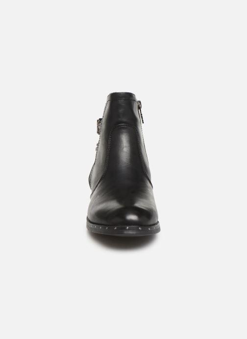 Bottines et boots Xti 49329 Noir vue portées chaussures