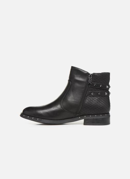 Stiefeletten & Boots Xti 49329 schwarz ansicht von vorne