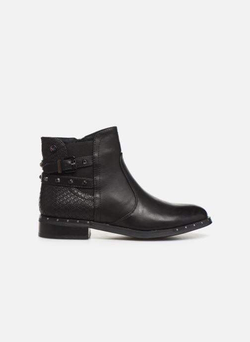 Boots en enkellaarsjes Xti 49329 Zwart achterkant