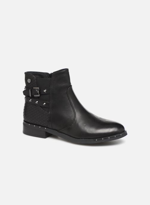 Boots en enkellaarsjes Xti 49329 Zwart detail