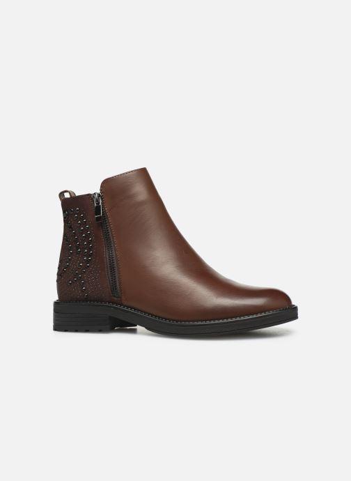 Bottines et boots Xti 49417 Marron vue derrière