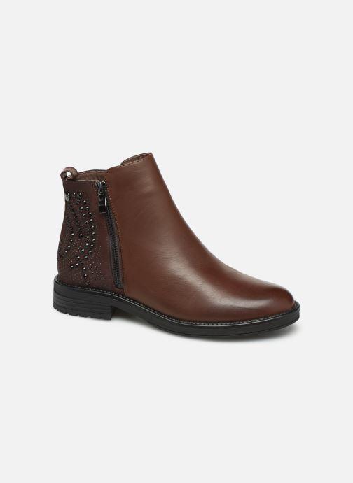 Bottines et boots Xti 49417 Marron vue détail/paire