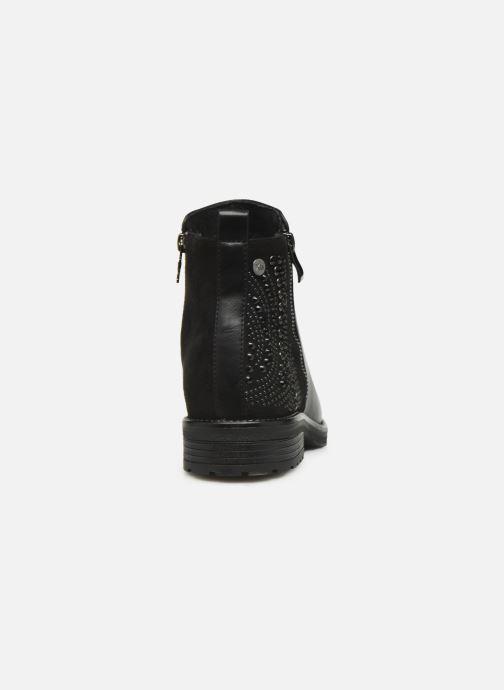 Bottines et boots Xti 49417 Noir vue droite