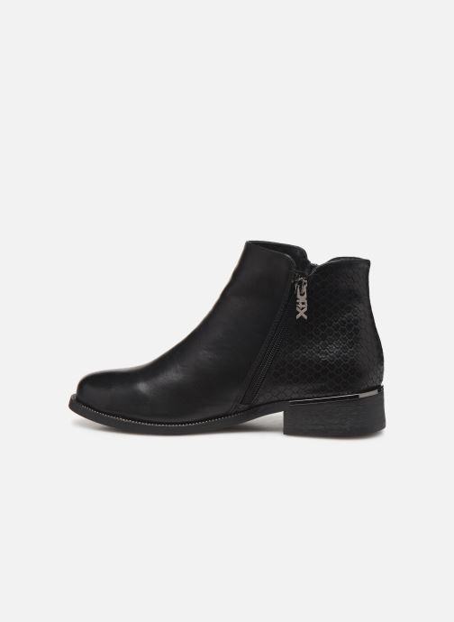 Bottines et boots Xti 49439 Noir vue face
