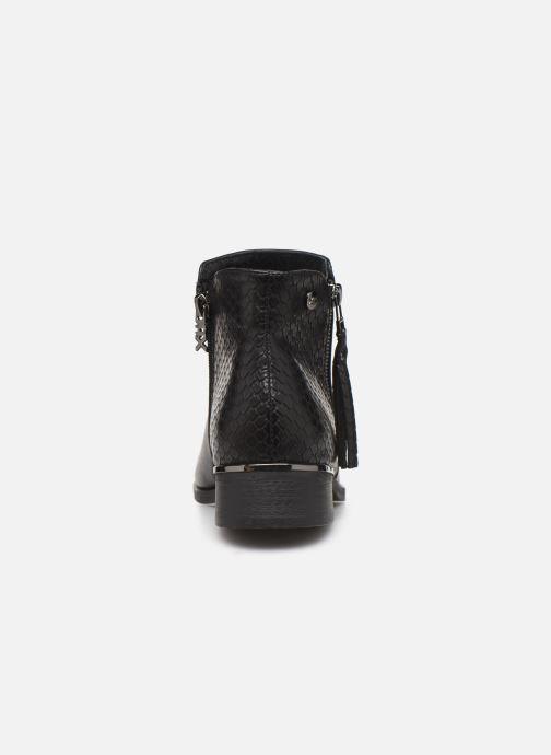 Bottines et boots Xti 49439 Noir vue droite