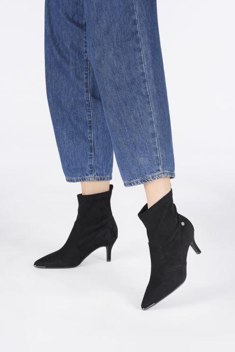 Bottines et boots Xti 35104 Noir vue bas / vue portée sac