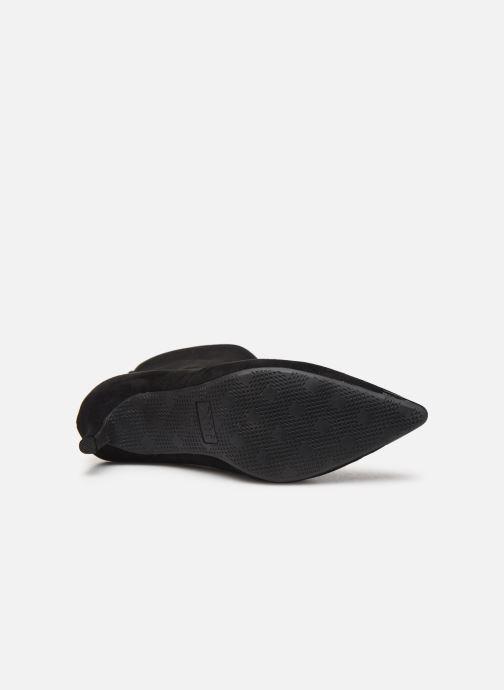 Stiefeletten & Boots Xti 35104 schwarz ansicht von oben