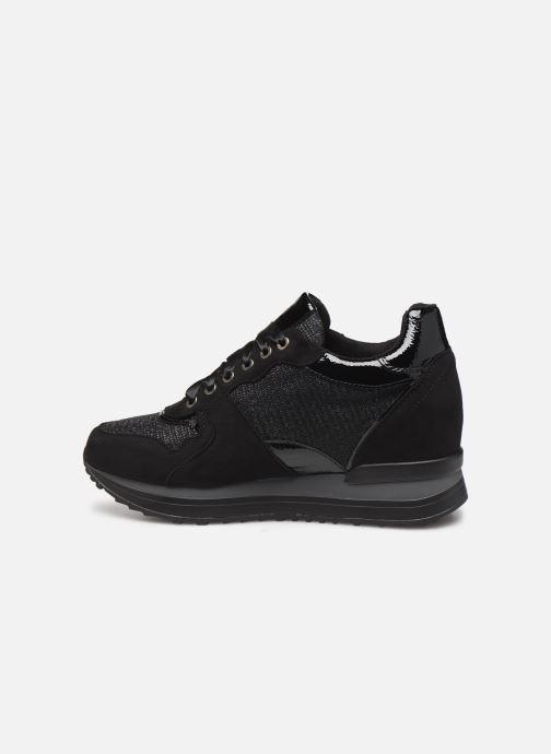Sneakers Xti 49268 Zwart voorkant