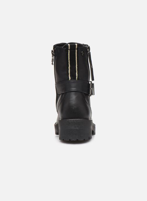Bottines et boots Xti 49454 Noir vue droite