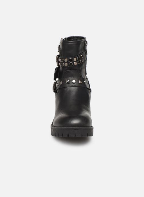 Bottines et boots Xti 49336 Noir vue portées chaussures