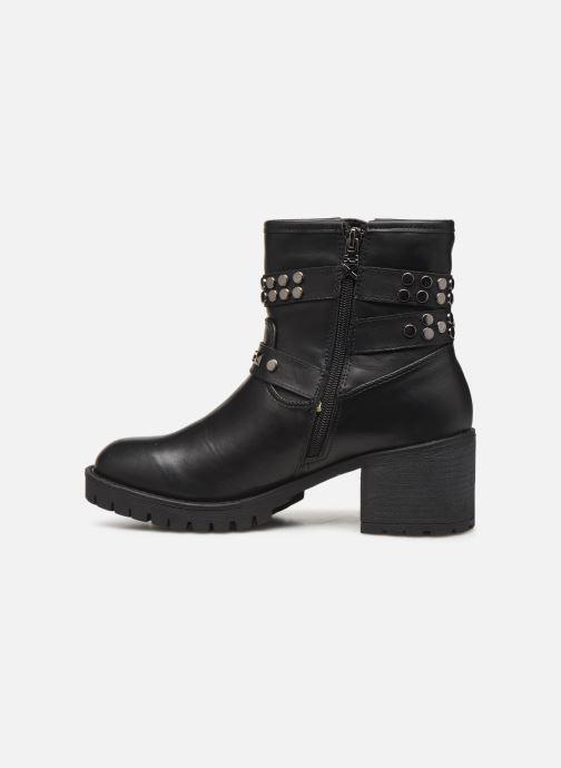 Stiefeletten & Boots Xti 49336 schwarz ansicht von vorne