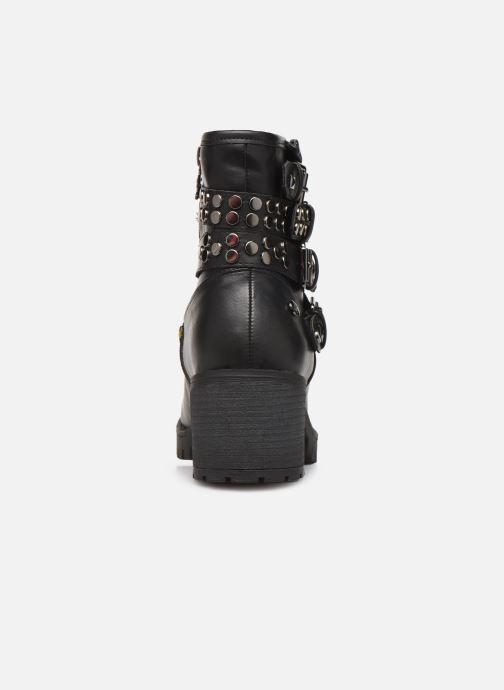 Bottines et boots Xti 49336 Noir vue droite