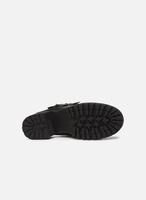 Stiefeletten & Boots Xti 49336 schwarz ansicht von oben