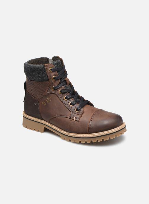 Stiefeletten & Boots Bullboxer AHA518E6L braun detaillierte ansicht/modell