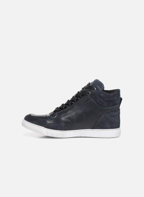 Sneaker Bullboxer AGM531E6L blau ansicht von vorne