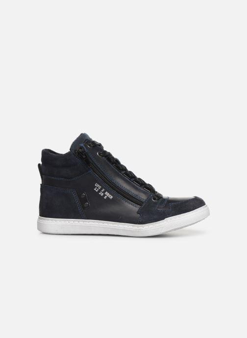 Sneaker Bullboxer AGM531E6L blau ansicht von hinten