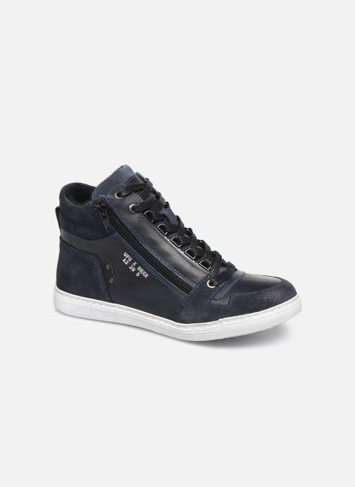 Sneakers Bullboxer AGM531E6L Blauw detail