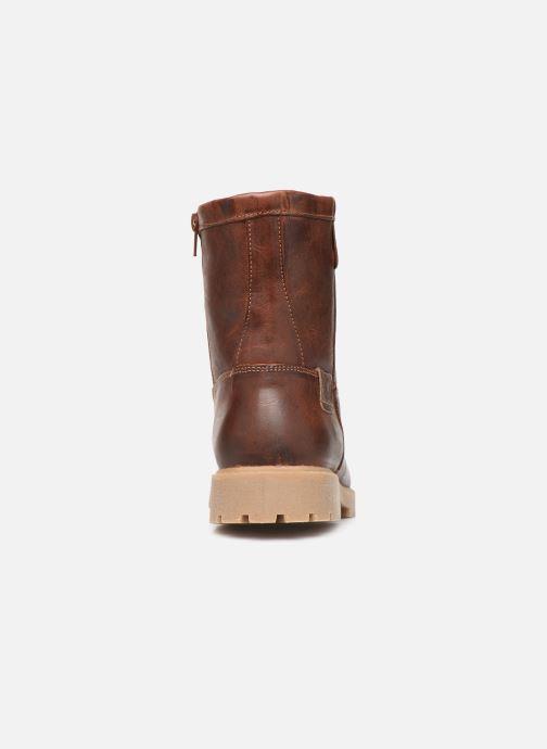 Boots en enkellaarsjes Bullboxer ALL519E6L Bruin rechts