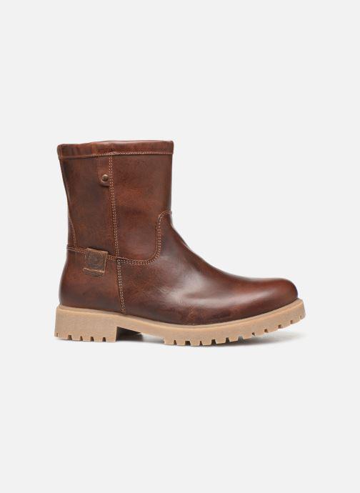 Boots en enkellaarsjes Bullboxer ALL519E6L Bruin achterkant