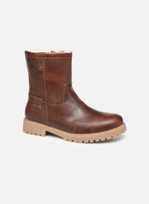 Bottines et boots Bullboxer ALL519E6L Marron vue détail/paire