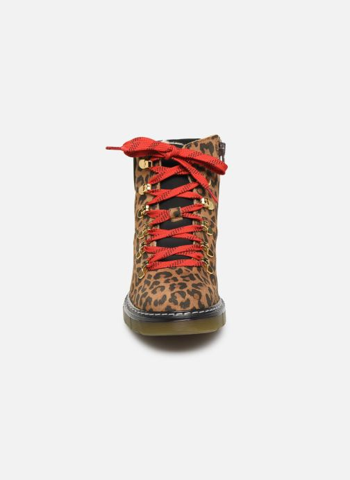 Boots en enkellaarsjes Bullboxer AHC522E6C Bruin model