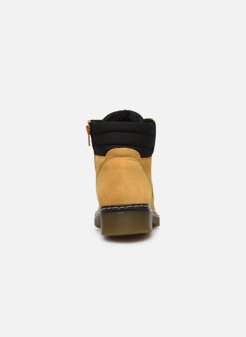 Boots en enkellaarsjes Bullboxer AHC522E6C Bruin rechts