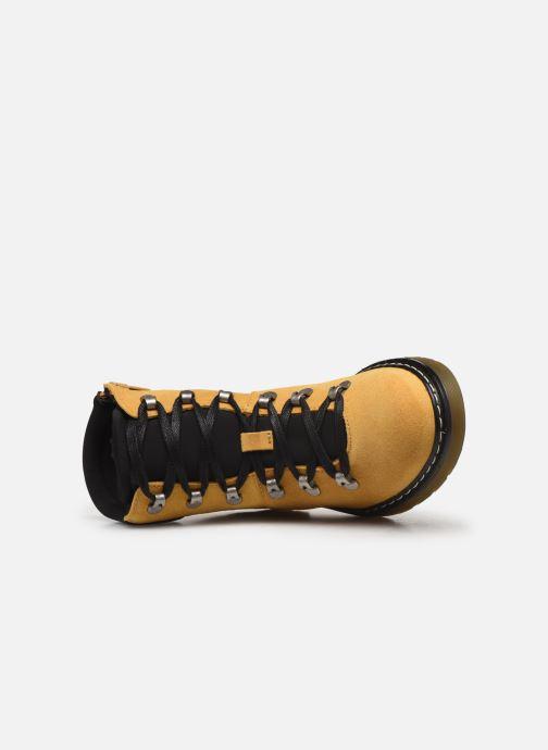 Boots en enkellaarsjes Bullboxer AHC522E6C Bruin links