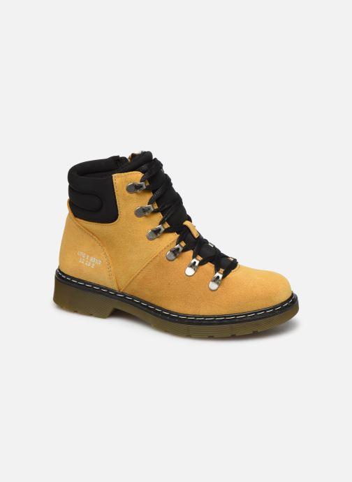Boots en enkellaarsjes Bullboxer AHC522E6C Bruin detail