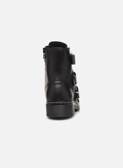Boots en enkellaarsjes Bullboxer AHC520E6L Zwart rechts