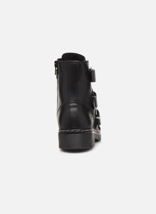 Bottines et boots Bullboxer AHC520E6L Noir vue droite
