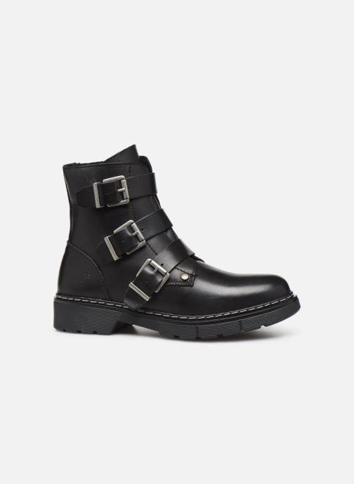 Boots en enkellaarsjes Bullboxer AHC520E6L Zwart achterkant