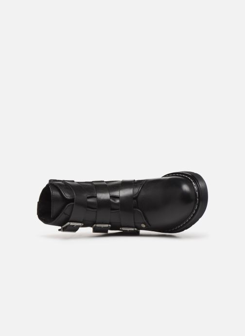 Boots en enkellaarsjes Bullboxer AHC520E6L Zwart links