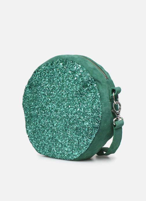 Bolsos Clutch Made by SARENZA Made By Sarenza x Modetrotter pochette Verde vista lateral derecha