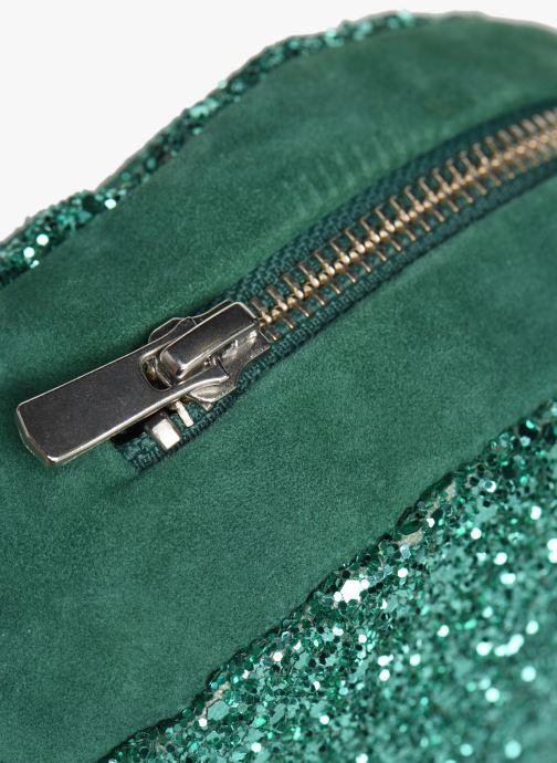 Bolsos Clutch Made by SARENZA Made By Sarenza x Modetrotter pochette Verde vista lateral izquierda