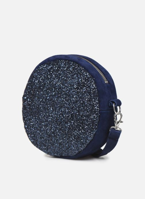 Bolsos Clutch Made by SARENZA Made By Sarenza x Modetrotter pochette Azul vista lateral derecha